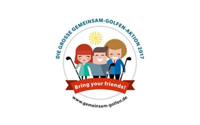 Gemeinsam Golf