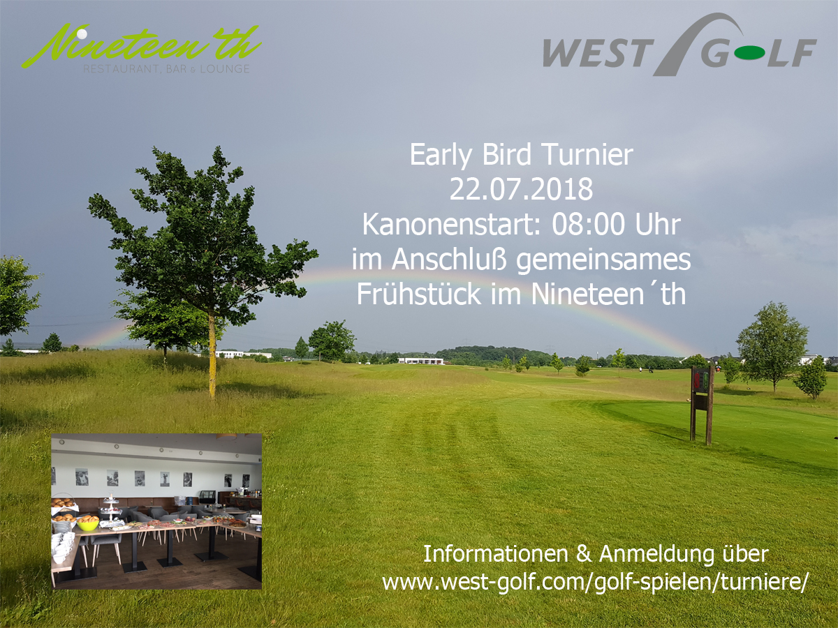 Early Bird Turnier