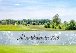 WEST GOLF Adventskalender