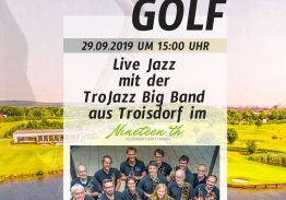 JAZZ MEETS GOLF