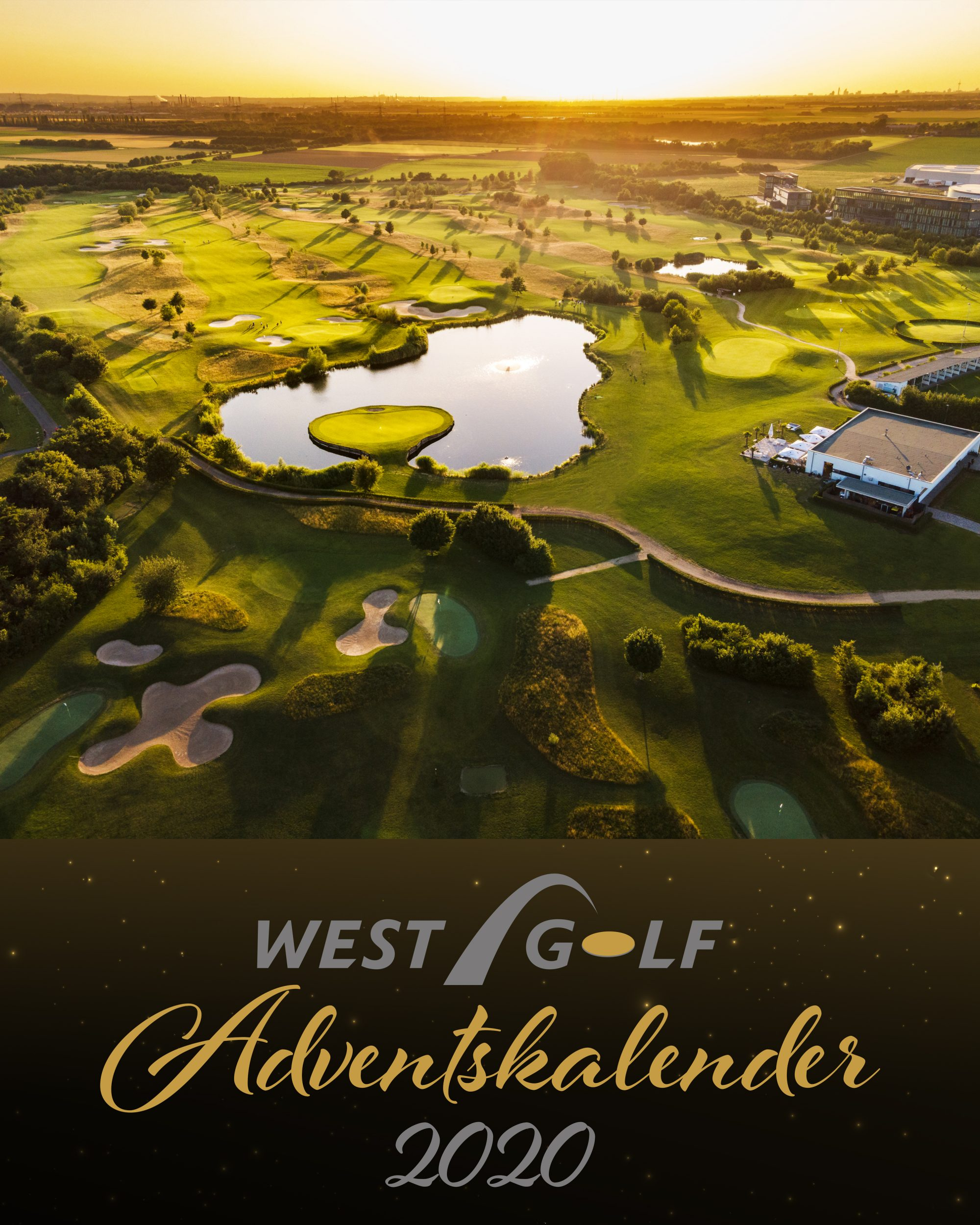 WEST GOLF Adventskalender 2020